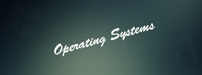 VPS Operating Systems